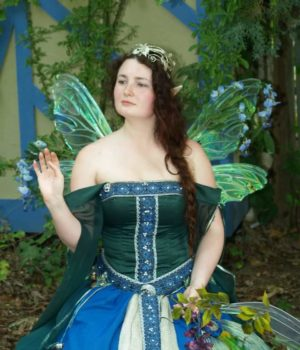 Glorianna Faerie Queene